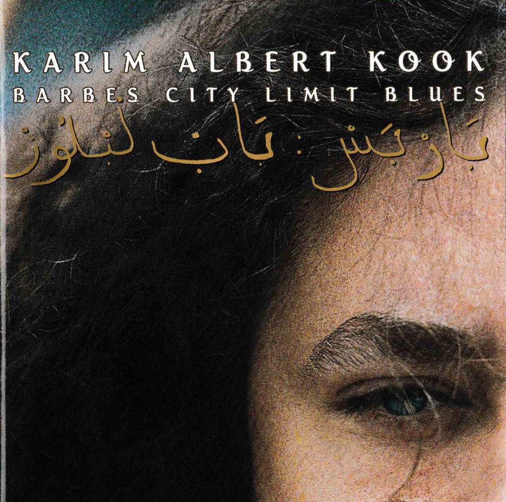 Karim-Albert-Kook - barbes city limit blues -album