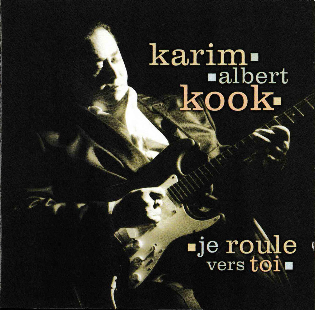 Karim-Albert-Kook je roule vers toi - album