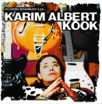 Karim-Albert-Kook - les choses ressemblent-à ça - album