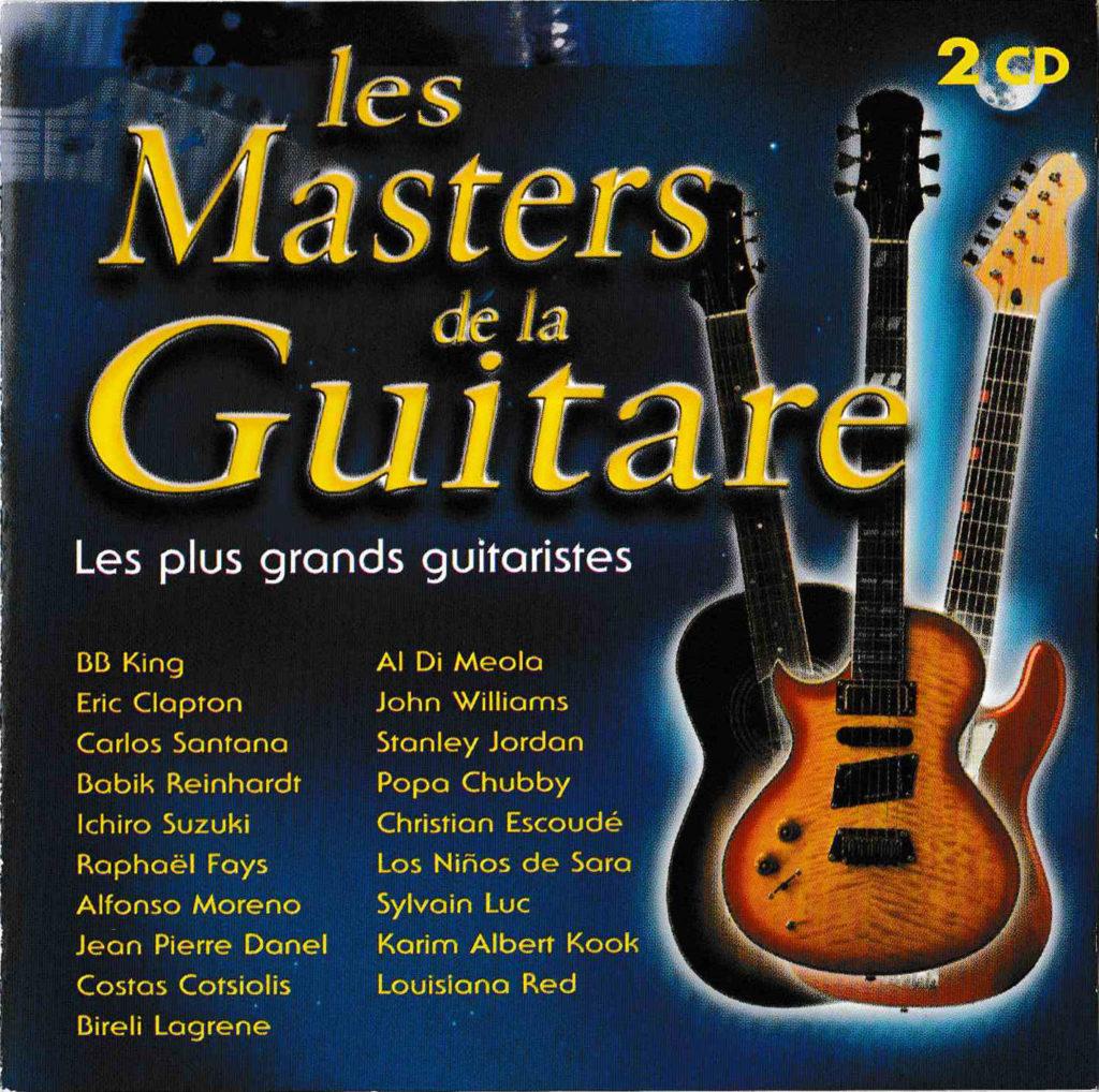 Les masters de la guitare