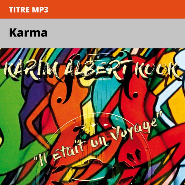 Karim-Albert-Kook---il-était-un-voyage---Karma