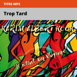 Karim-Albert-Kook---il-était-un-voyage---Trop-Tard