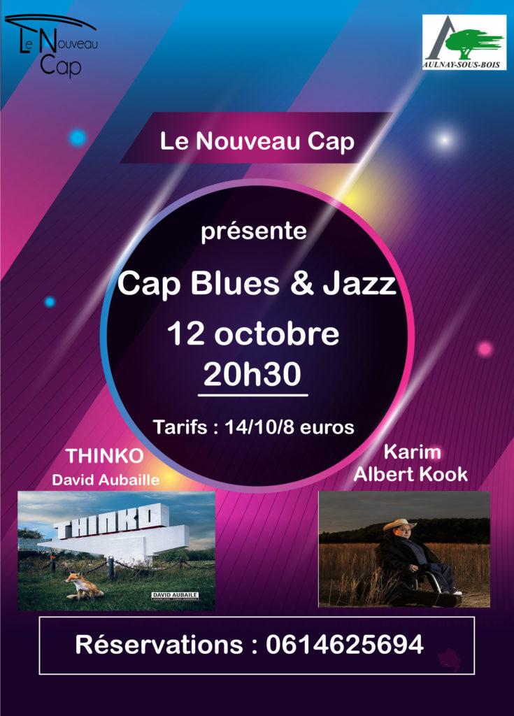 Cap Blues & Jazz, 2 concerts au Nouveau Cap d'Aulnay